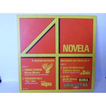 Compacto 4 Sucessos Nacionais Das Novelas / Frete Grátis