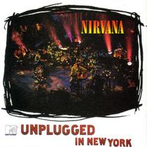 Cd Nirvana - Unplugged In New York Importado
