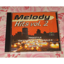 Cd Melody Hits Vol. 2 - Funky Little Beat (connie)