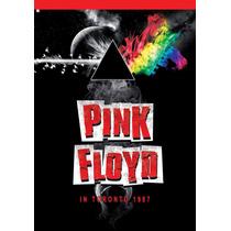 Dvd Pink Floyd Novo! = Live Toronto 1987 Ensaios Canada 87!