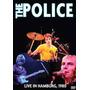 Dvd The Police Novo! = Live In Hamburg 1980 Germany Sting 80