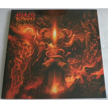 Vader Tibi Et Igni Lp + Compacto Slayer Marduk Desaster Absu