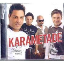 Cd Karametade - 1ª Edição 2005