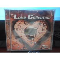 Cd Love Collection Coletânea Black Romantica