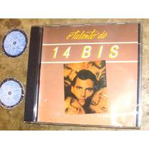 Cd 14 Bis - Talento (1985) C/ Flavio Venturini