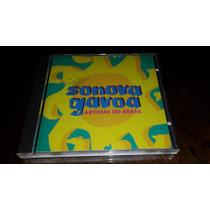 Cd Sonora Garoa - 7 Artistas Do Brasil