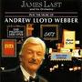 Cd James Last Play Music Of Andrew Lloyd Webber