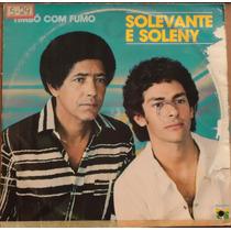 Lp (027) Sertanejo - Solevante & Soleny - Timbó Com Fumo