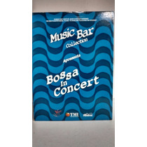 Box Set Cd + Dvd Bossa In Concert Music Bar - Original