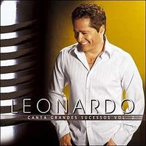 Leonardo - Canta Grandes Sucessos Volume 2 (cd Lacrado)
