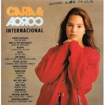 Cd / Cara E Coroa (1995) Trilha Internacional Da Novela