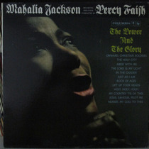 Lp Mahalia Jackson Percy Faith The Power And The Glory Impor