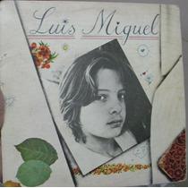 Vinil Compacto Luis Miguel 1982 Frete Gratis