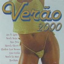 Cd Verao 2000 Luiz Caldas, Banda Beijo, Asa De Aguia Di Maca