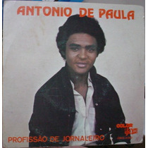 Vinil Compacto Antonio De Paula 1984 Frete Gratis