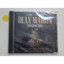 Cd - Dean Martin - Greatest Hits - Lacrado