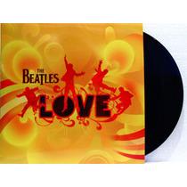 Lp Vinil The Beatles Love Novo 180g Duplo Importado