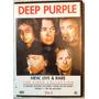Dvd Deep Purple New, Live & Rare Video Collect Vol.2 Rock