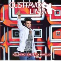 Cd Gusttavo Lima - Ao Vivo Em São Paulo (lacrado)