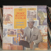 Lp Nat King Cole A Meus Amigos Mono W2 1220