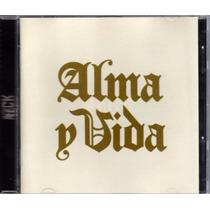 Cd - Alma Y Vida - Bonus - Novo - Argentino