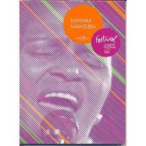 Miriam Makeba - Lugano Festival Jazz Dvd Original Raro