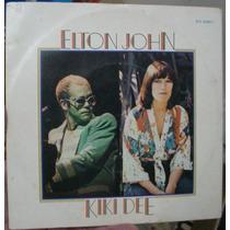 Vinil Compacto Elton John & Kiki Dee 1976 Frete Gratis