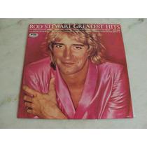 Lp Rod Stewart - 1985 Greatest Hits ( Novissimo)