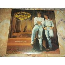 Lp Vinil Chitãozinho E Xororó - Cowboy Do Asfalto - 1990