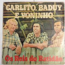Lp Carlito Baduy E Voninho Os Reis Do Batidão (barato)