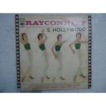 Disco Vinil Lp Ray Conniff´s Hollywood