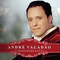 Cd André Valadão - Clássicos De Natal - Playbacks Exclusivos