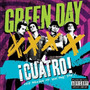 Dvd Green Day: Cuatro! Making Of [eua] Novo Lacrado