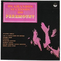 Cd Paramount - Yvette, Titulares Do Ritmo, Walter Santos,