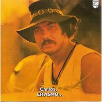 Lp Erasmo Carlos - Carlos, Erasmo | Novo - Lacrado