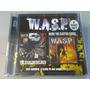 Wasp The Headless Children & Inside The E.(cd Duplo Lacrado)