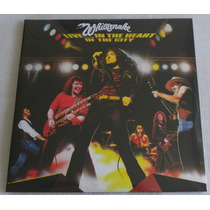Whitesnake Live In The Heart 2 Lp 180 Gramas Made In England