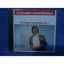 Engelbert Humperdinck - 12 Romantic Evergreens- Cd Importado