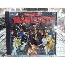 Roxy Music Manifesto Cd Importado Excelente Estado