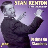 Cd Stan Kenton Designs On Standards