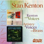 Cd Stan Kenton With Voices/artistry In Voices And Brass
