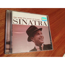 Frank Sinatra My Way Coletânea The Best Of Cd Raro Original
