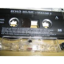 Fita K7-road Music-vol.12-foto Ilustrativa-em Otimo Estado
