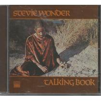 Cd - Nstevie Wonder - Talking Book - Importado - Lacrado