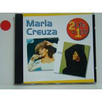 Cd - Maria Creuza - 2 Lps Em 1 Cd