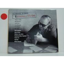 Cd - Vinicius De Moraes - A Palavra Do Poeta (coletanea)