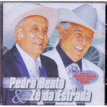 Cd Pedro Bento & Zé Da Estrada - Mágoa De Boiadeiro - Novo**