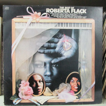 Lp Roberta Flack The Best Of Excelente Estado