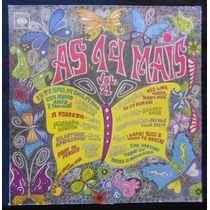 As 14 Mais Volume 21, Lp Vinil 1968