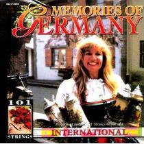 Cd / 101 Strings Orchestra (101 Cordas)= Memories Of Germany